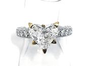 ダイヤモンド pt900